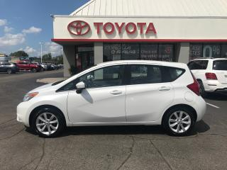 Used 2015 Nissan Versa Note SL auto Ac navigation NOTE for sale in Cambridge, ON