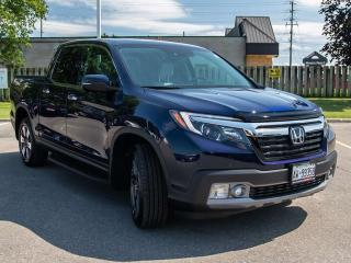 Used 2019 Honda Ridgeline Touring 4x4 Crew Cab 125.2 in. WB for sale in Brantford, ON