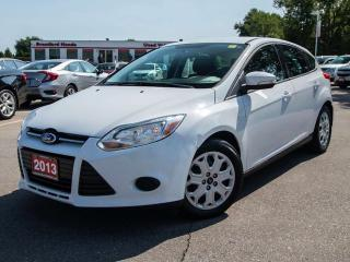 Used 2013 Ford Focus SE 4dr FWD Hatchback for sale in Brantford, ON