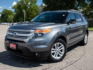Used 2013 Ford Explorer XLT 4dr 4WD Sport Utility Vehicle for sale in Brantford, ON