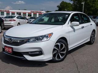 Used 2016 Honda Accord Sedan EX-L 4dr FWD Sedan for sale in Brantford, ON