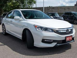 Used 2016 Honda Accord Sedan EX-L 4dr FWD Sedan for sale in Brantford, ON