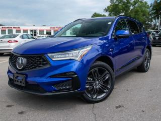 Used 2019 Acura RDX A-Spec for sale in Brantford, ON