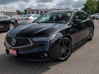 Used 2019 Acura TLX Tech A-Spec for sale in Brantford, ON