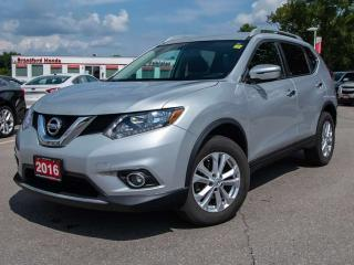 Used 2016 Nissan Rogue SL 4dr AWD Sport Utility for sale in Brantford, ON