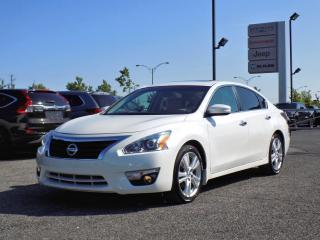 Used 2015 Nissan Altima 3.5 SL *CUIR*TOIT*GPS*BOSE*V6* for sale in Brossard, QC