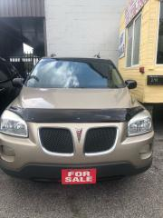 Used 2006 Pontiac Montana Sv6, no accident,one owner,stow&go for sale in Scarborough, ON