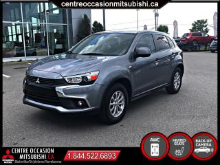 Used 2017 Mitsubishi RVR SE AWC A/C CAMERA RECULE for sale in St-Jérôme, QC