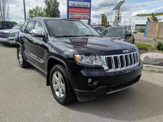 Used 2011 Jeep Grand Cherokee Overland for sale in Edmonton, AB