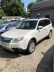 Used 2012 Subaru Forester X Limited for sale in London, ON