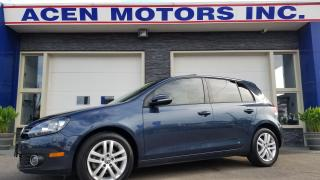 Used 2010 Volkswagen Golf Highline for sale in Hamilton, ON