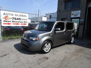 Used 2009 Nissan Cube WAGON 1.8 MAGS A/C Mags for sale in Montréal, QC