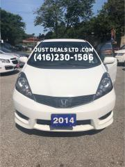 Used 2014 Honda Fit Sport,certified for sale in Scarborough, ON