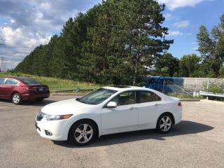 Used 2012 Acura TSX w/Premium Pkg for sale in Scarborough, ON