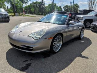 Used 2003 Porsche 911 Carrera Carrera 2 for sale in Edmonton, AB