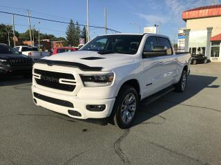 Used 2019 RAM 1500 Sport CREW CAB  4x4 caisse de 6 pi 4 po for sale in Sherbrooke, QC