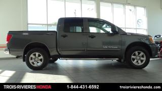Used 2012 Nissan Titan SV for sale in Trois-Rivières, QC