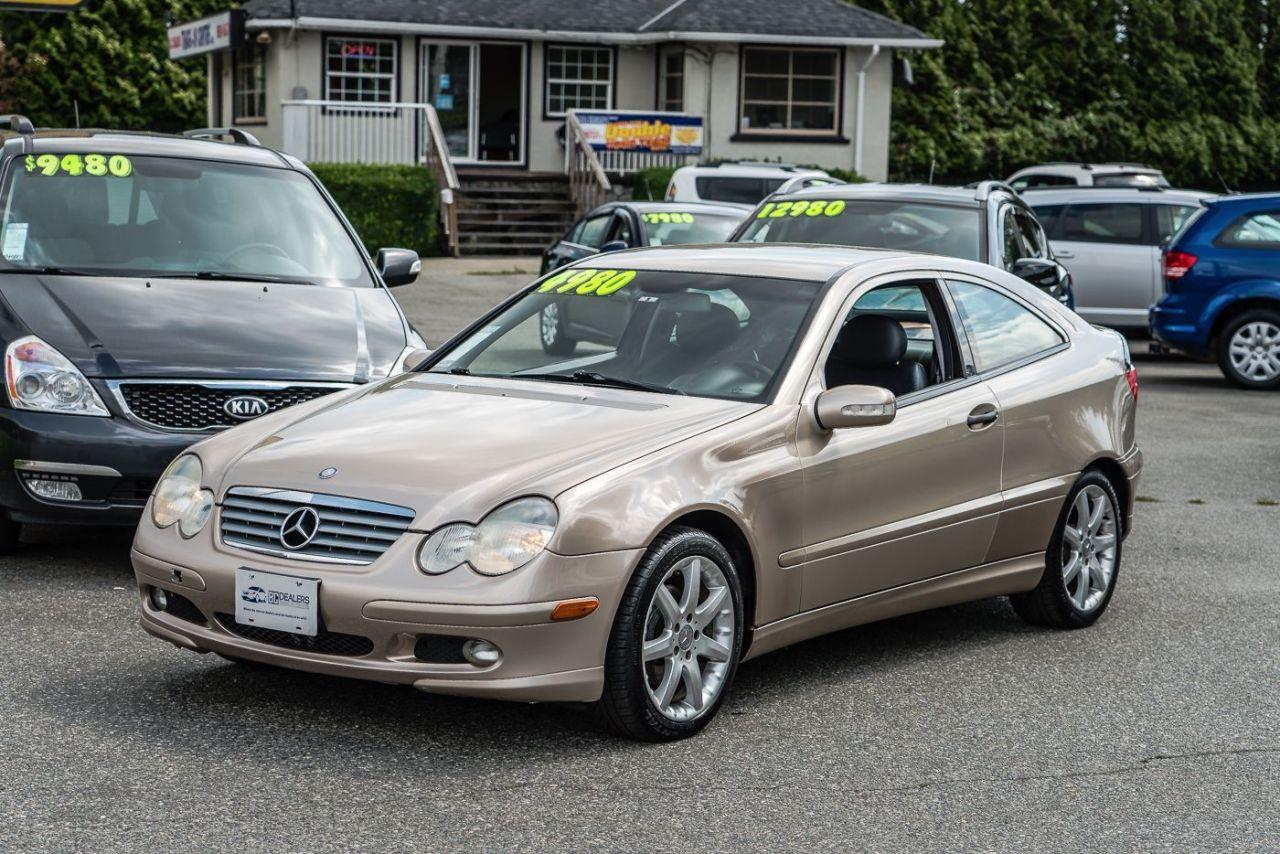 2003 Mercedes-Benz C-Class