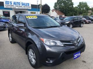 Used 2014 Toyota RAV4 LE for sale in St Catharines, ON