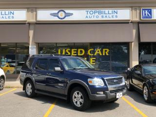 Used 2006 Ford Explorer XLT 4X4 for sale in Vaughan, ON