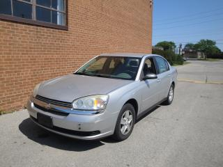 Used 2005 Chevrolet Malibu LS for sale in Oakville, ON