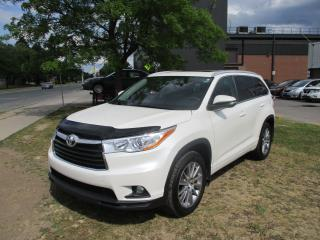 Used 2015 Toyota Highlander XLE~LEATHER~7 PASS.~NAV~SUNROOF for sale in Toronto, ON