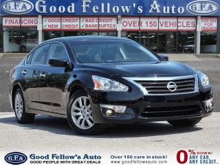 Used 2015 Nissan Altima S MODEL, REARVIEW CAMERA, HEATED MIRRORS for sale in Toronto, ON