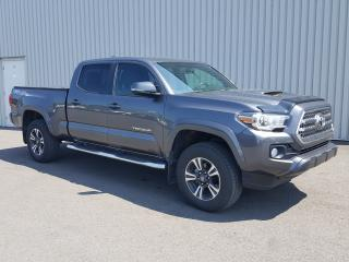 Used 2017 Toyota Tacoma TRD-SPORT-Navigation-Hitch for sale in Cowansville, QC