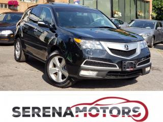 Used 2010 Acura MDX PREMIUM PKG | AWD | ONE OWNER | NO ACCIDENTS for sale in Mississauga, ON