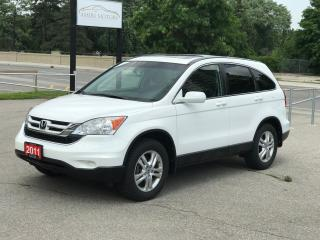 Used 2011 Honda CR-V EX|No Accident| Low Mileage for sale in Cambridge, ON