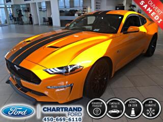Used 2018 Ford Mustang DEMO GT à toit fuyant for sale in Laval, QC