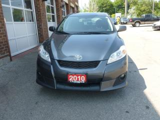 Used 2010 Toyota Matrix XR for sale in Weston, ON