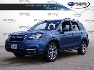 Used 2017 Subaru Forester i Limited for sale in Dieppe, NB