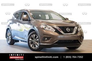 Used 2015 Nissan Murano SL/BLUETOOTH/SYSTEM DE SON BOSE/ FAUT VOIR! for sale in Montréal, QC