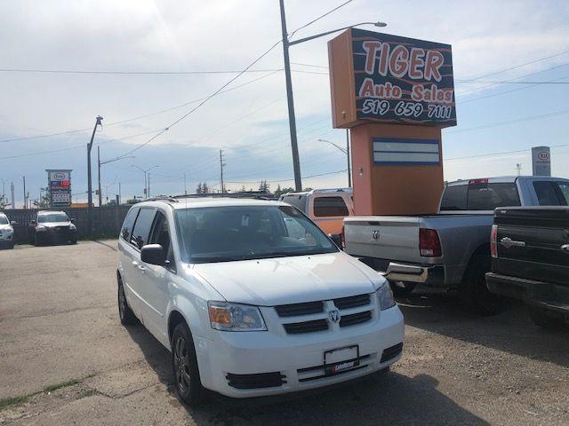 2009 Dodge Grand Caravan SE**7 PASSENGER**STOWNGO**AS IS SPECIAL