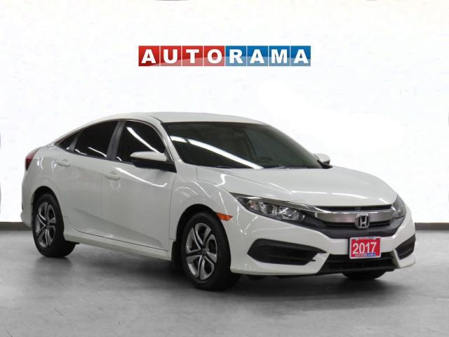 2017 Honda Civic LX Backup Cam Heated Seats