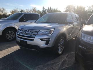 New 2019 Ford Explorer XLT for sale in London, ON