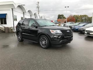 Used 2018 Ford Explorer SPORT for sale in London, ON