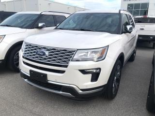 New 2019 Ford Explorer Platinum for sale in London, ON