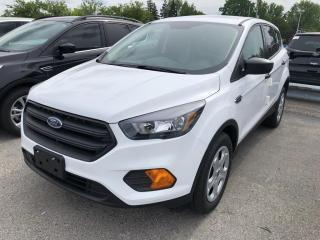 New 2019 Ford Escape S for sale in London, ON