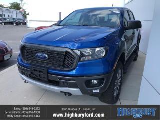New 2019 Ford Ranger XLT for sale in London, ON