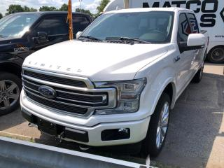 New 2019 Ford F-150 Limited  for sale in London, ON