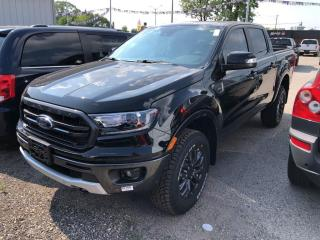 Used 2019 Ford Ranger LARIAT for sale in London, ON