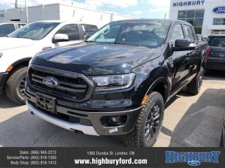 New 2019 Ford Ranger LARIAT for sale in London, ON