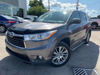Used 2014 Toyota Highlander XLE for sale in London, ON