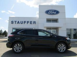New 2019 Ford Edge Titanium for sale in Tillsonburg, ON