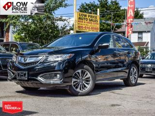 Used 2016 Acura RDX AWD*ElitePack*Navi*Camera*BlindSpot*CooledSeats* for sale in Toronto, ON