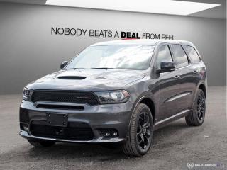 New 2019 Dodge Durango R/T for sale in Mississauga, ON