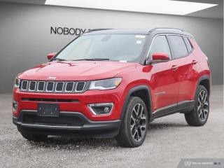 New 2020 Jeep Compass LIMITED for sale in Mississauga, ON