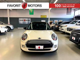 Used 2014 MINI Cooper Cooper *CERTIFIED!* |LEATHER|PANO SUNROOF|ALLOYS| for sale in North York, ON